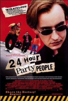 24 hour party people pelicula
