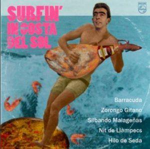 disco musica surf española