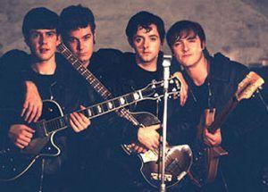 pelicula sobre vida de los Beatles
