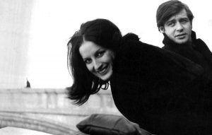 Romance Mina y Corrado Pani