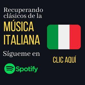 musica italiana años 60 playlist spotify